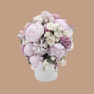 艺术婚礼花艺花束